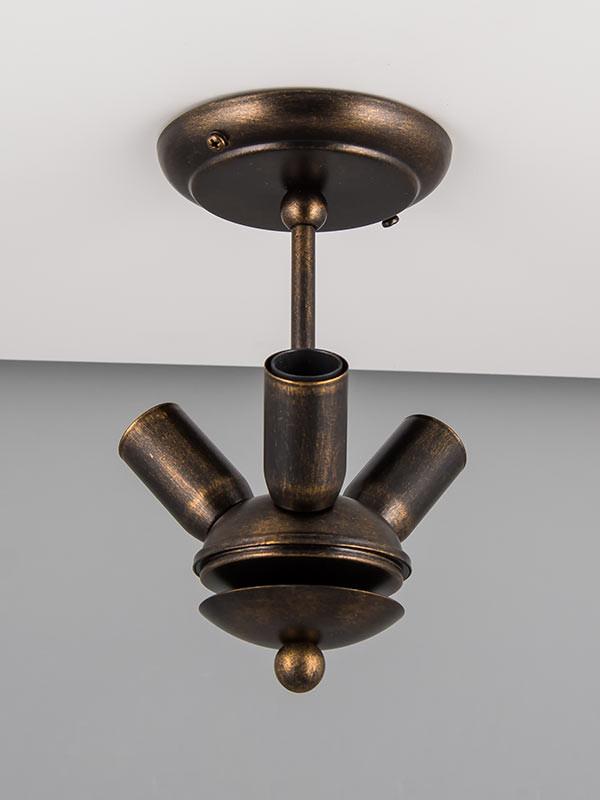 Deckenlampe 102099 rattan eiche landhaus alabasterglas for Deckenleuchten farbig