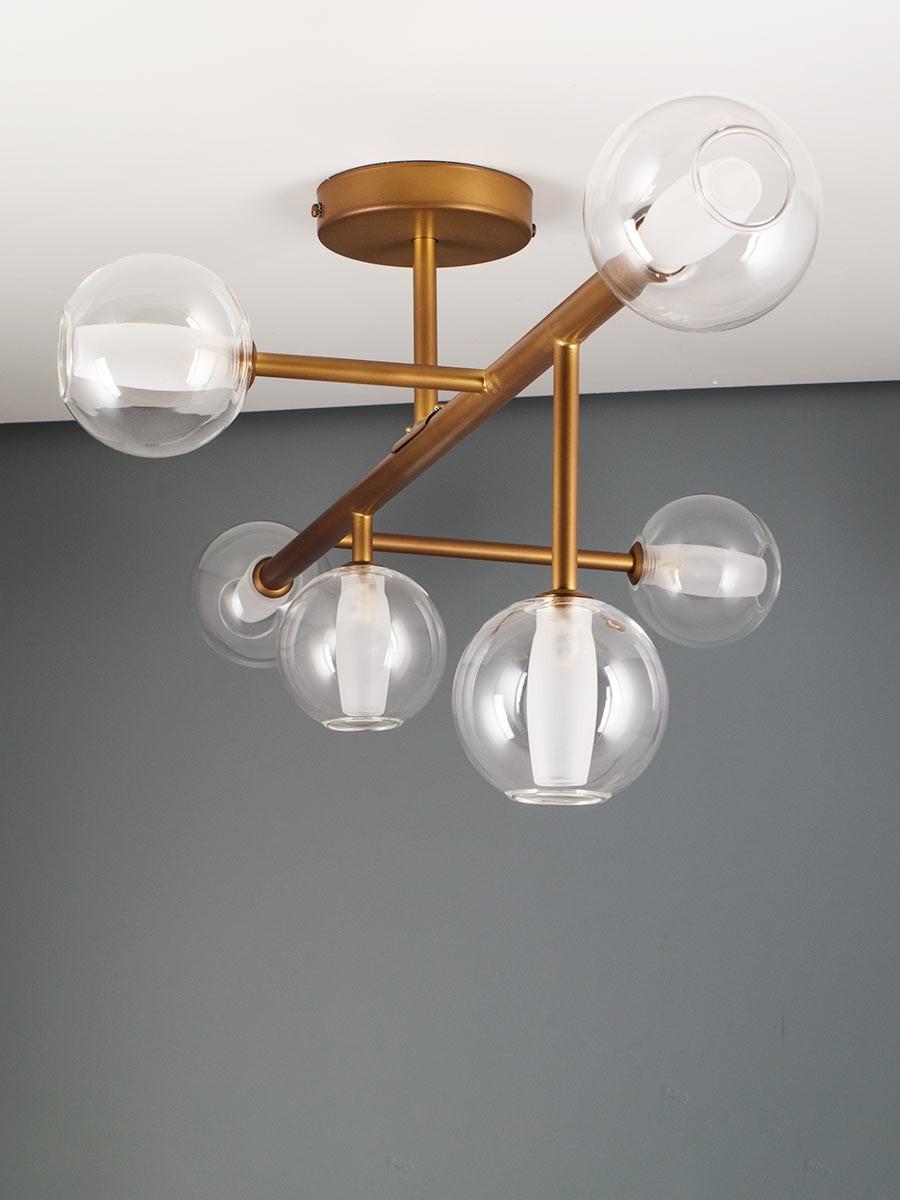 104051 Deckenlampe Retro Style Top Design Zum Bestpreis