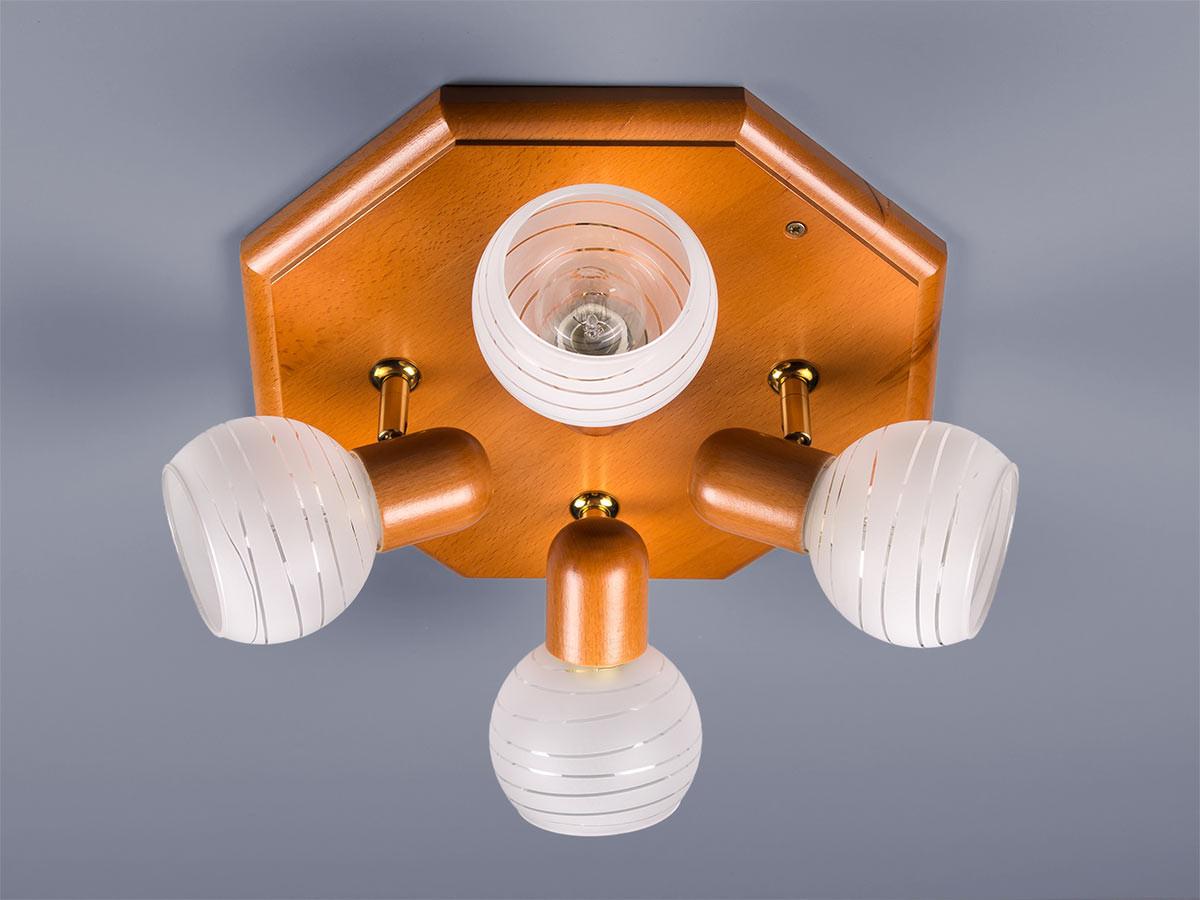 Deckenleuchte Strahler 108034/KS Kirschbaum Serie 8.03 ''Smart''