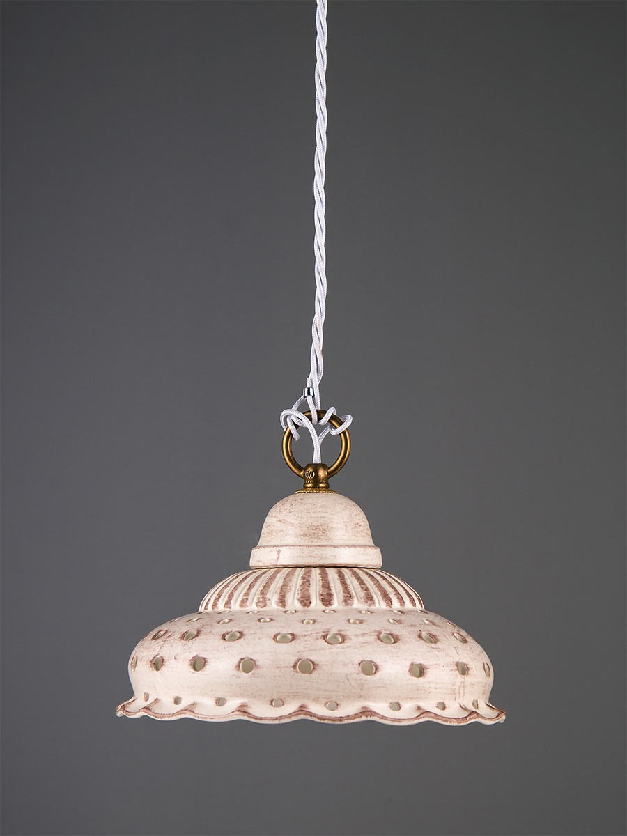 Pendelleuchte 207145 Keramik braun Serie 7.14 ''Little''