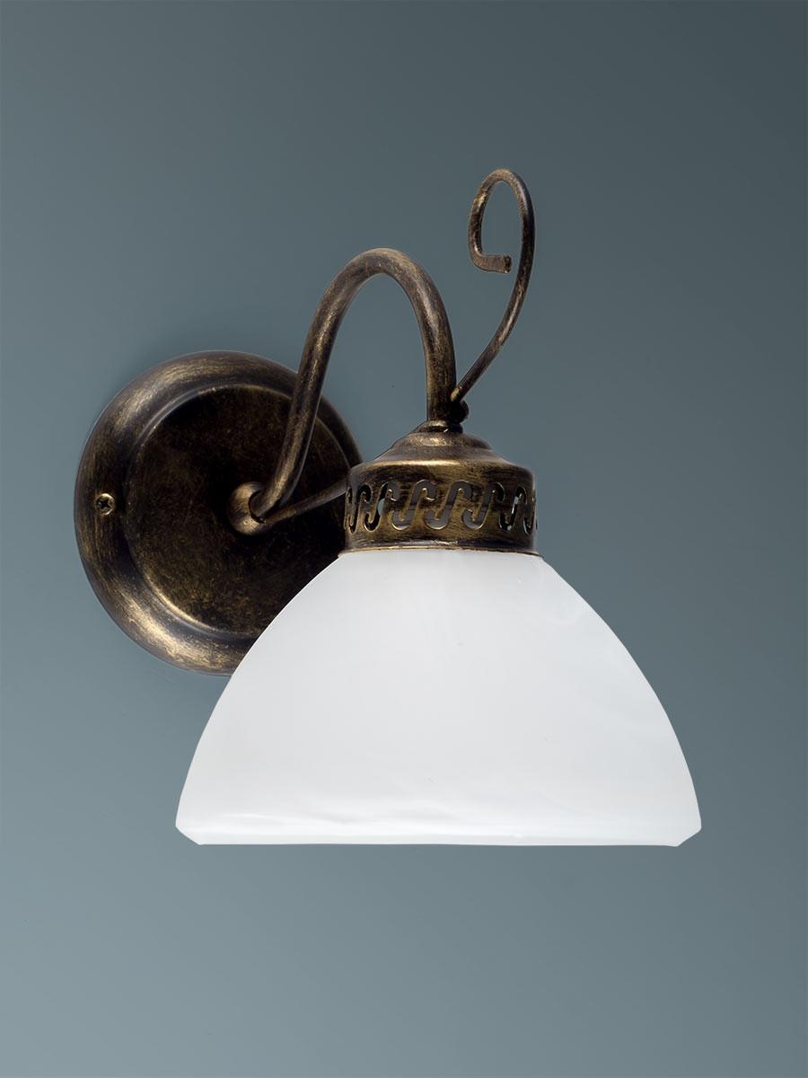 wandlampe 303175 landhaus top qualit t preis helios. Black Bedroom Furniture Sets. Home Design Ideas