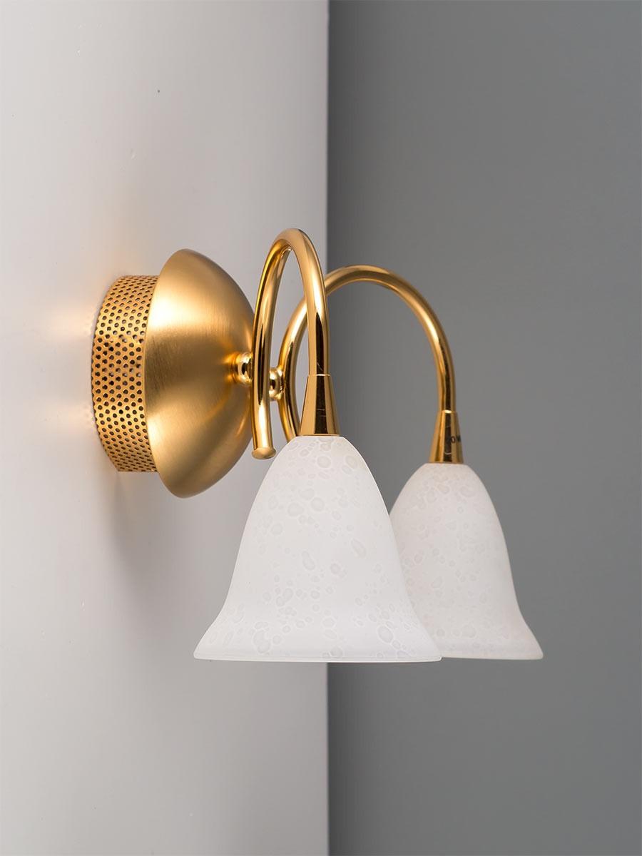 304174 wandlampe 24k vergoldet bestpreisgarantie. Black Bedroom Furniture Sets. Home Design Ideas