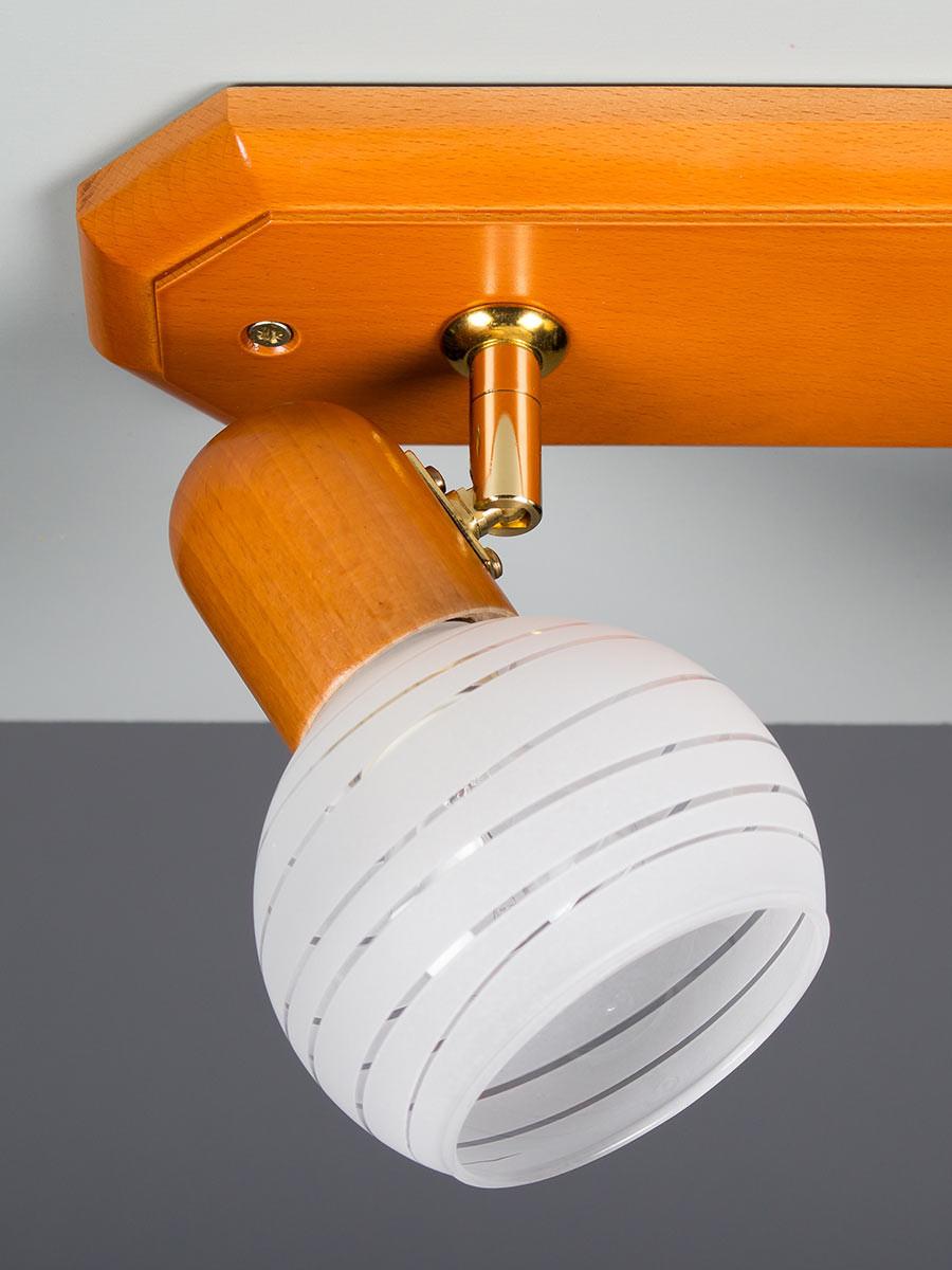 rustikale deckenleuchte deckenlampe 2 flammig massivholz kirschbaumfarbig gebeizt leuchtenglas. Black Bedroom Furniture Sets. Home Design Ideas
