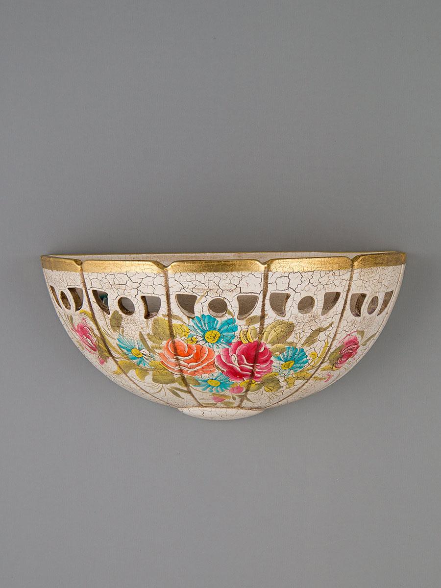 Wandleuchte Keramik 377014 Serie 7.01 ''Sommertraum''