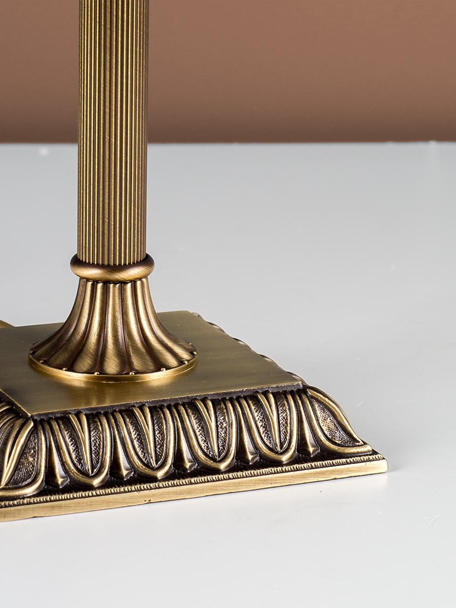 403777 5 tischleuchte jugendstil messing antik helios leuchten. Black Bedroom Furniture Sets. Home Design Ideas