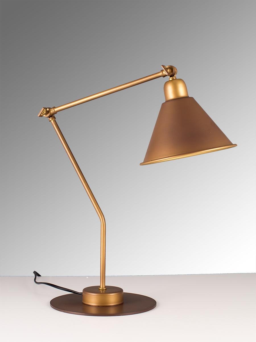 404073 1-flammige Tischlampe Industrie-Design
