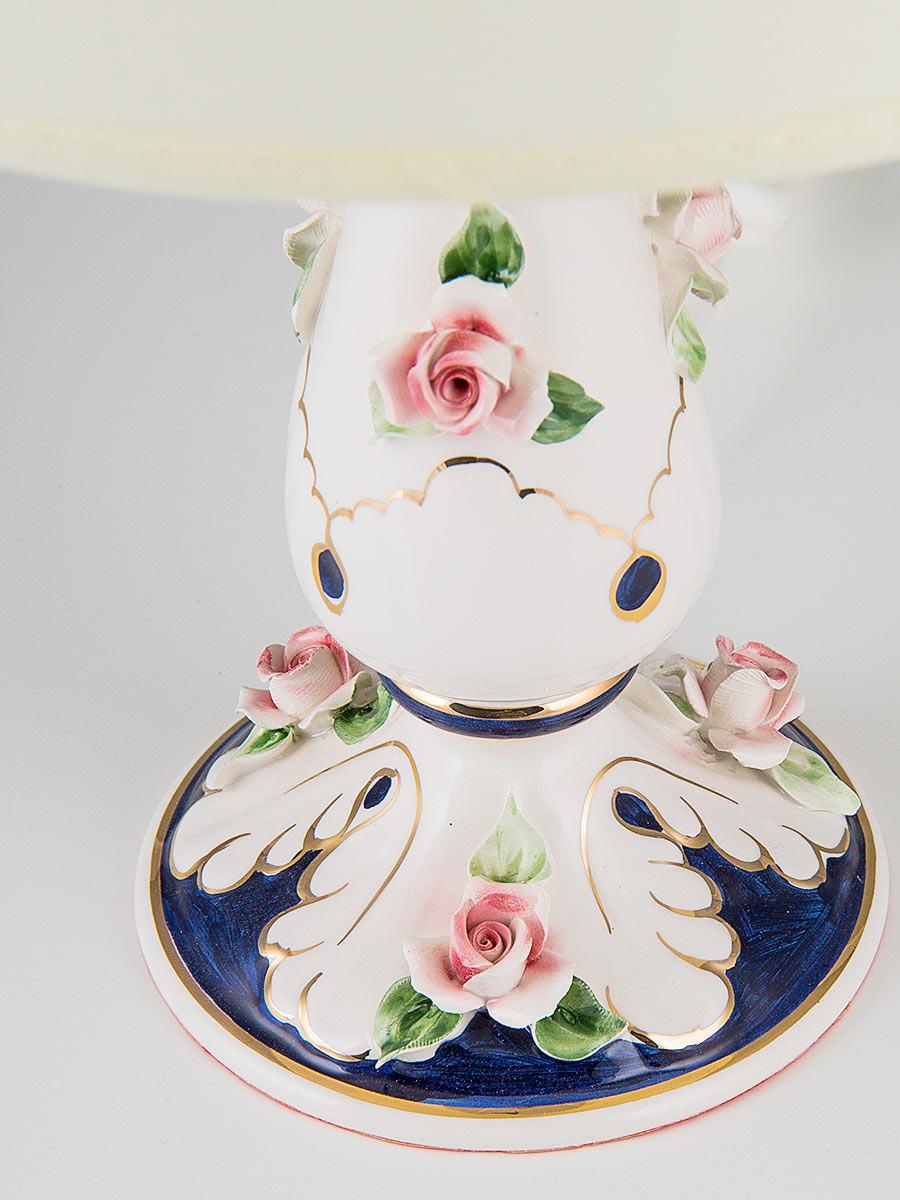 464555 exklusive tischlampe aus keramik handgefertigt bestpreis - Keramik tischleuchte ...