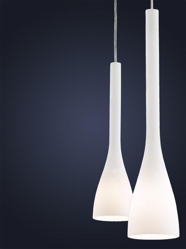 Design Pendelleuchte Ideal Lux Flut SP1 Small Nero | Bestpreisgarantie