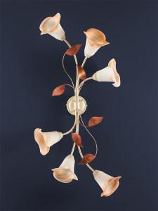Deckenleuchte 103622-2 Florentiner elfenbein-farbig | Serie 3.62 ''Glory''