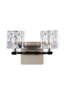 Wandleuchte 313382 echtes Bleikristall | Serie 3.38 ''Diamond''