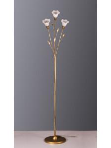 Stehleuchte 503285 Florentiner antik-gold | Serie 3.28 ''Bernadett''