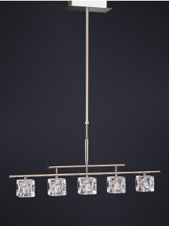 Pendelleuchte 213381 echtes Bleikristall | Serie 3.38 ''Diamond''