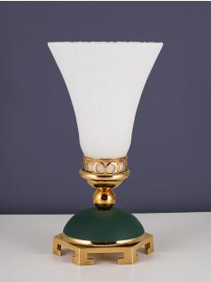 Tischleuchte 403023 echtes Messing vergoldet | Serie 3.02 ''Loretta''