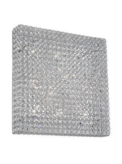 Deckenleuchte Admiral PL10 Chrom | Echtkristall