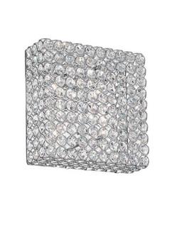 Deckenleuchte Admiral PL4 Chrom | Echtkristall