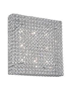 Deckenleuchte Admiral PL8 Chrom | Echtkristall