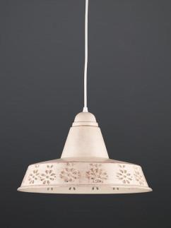 Pendelleuchte 207077 Keramik Industrie-Stil Serie 7.07 ''Luce Ceramica''