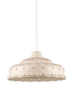 Pendelleuchte 207078 Keramik braun Serie 7.07 ''Luce Ceramica''