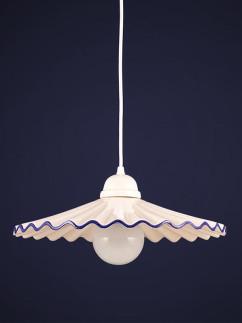 Pendelleuchte Keramik 277114 Serie 7.11 ''Onion''