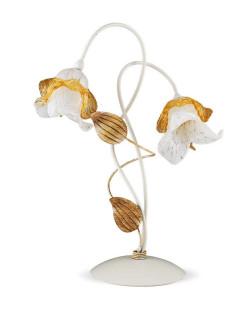 Tischleuchte 403695 Florentiner elfenbein-farbig | Serie 3.69 ''Magnolia''