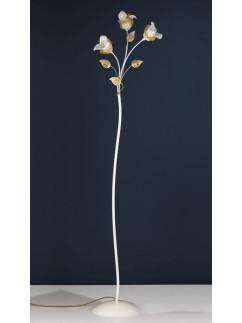Stehleuchte 503696 Florentiner elfenbein-farbig | Serie 3.69 ''Magnolia''