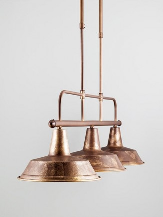 """Billardlampe 204496 Industrie-Design Serie 4.49 """"Manchester"""""""
