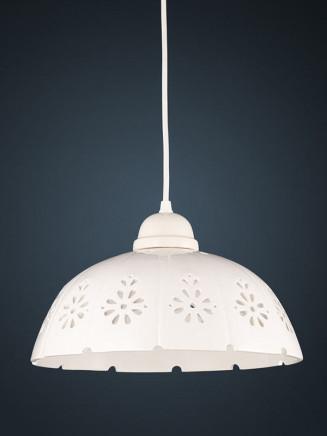 Pendelleuchte 207073 Keramik weiss Serie 7.07 ''Luce Ceramica''